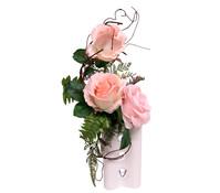 Gesteck Rosen in einer Vase