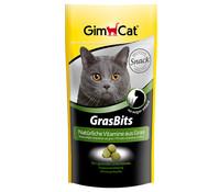 GimCat GrasBits, Katzensnack, 40 g