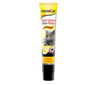 GimCat Multivitamin Duo-Paste Cheese&12 Vitamine