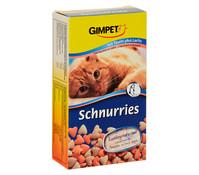 Gimpet Schnurries Taurin & Lachs, Katzensnack, 140 g