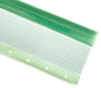 Gitterfolie, grün