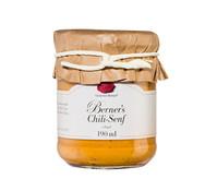 Gourmet Berner Chili-Senf, 190 ml