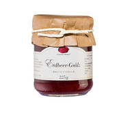 Gourmet Berner Erdbeer-Gsälz Brotaufstrich, 225 g