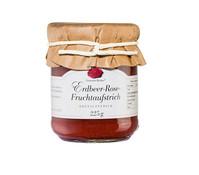 Gourmet Berner Erdbeer-Rose-Fruchtaufstrich, 225 g