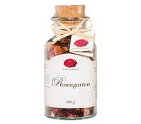 Gourmet Berner Tee Rosengarten, 100 g