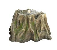 Granimex Polystone-Gartenbrunnen Zen, 80 x 75 x 50 cm