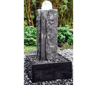 Granit-Gartenbrunnen Beata, 68 x 45 x 85 cm
