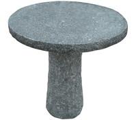Granit-Tisch, rund, Ø 75 cm