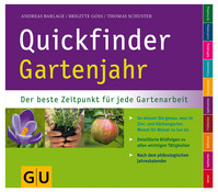 GU Ratgeber Quickfinder Gartenjahr