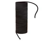 Gummischnur 8 m für Lafuma Gartenliegen, schwarz