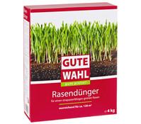Gute Wahl Rasendünger, 4 kg