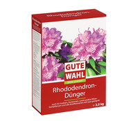 Gute Wahl Rhododendron-Dünger, 2,5 kg