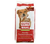 Gute Wahl Trockenfutter Kroketten-Mix für Hunde, 15kg