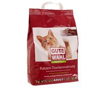 Gute Wahl Trockennahrung für Katzen, Adult, 3 kg