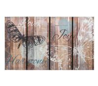 Hamat Fußmatte Butterfly, 45 x 75 cm