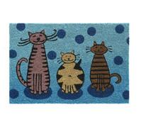Hamat Fußmatte Cats, 40 x 60cm