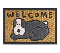 Hamat Fußmatte Dog, 60 x 40 cm