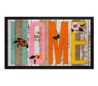 Hamat Fußmatte Home Scrapwood, 75 x 45 cm