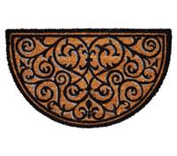 Hamat Fußmatte Ruco, halbrund, 40 x 75 cm
