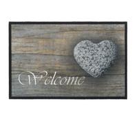 Hamat Fußmatte Stone Heart, 75 x 50 cm