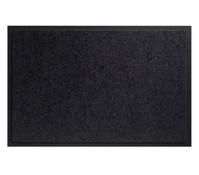 Hamat Fußmatte Twister, schwarz, 60 x 90 cm