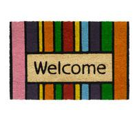 Hamat Fußmatte Welcome Stripes, 60 x 40 cm