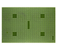 Hamat Grasmatte, grün, 60 x 40 cm