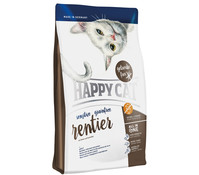 Happy Cat Grainfree Rentier, Trockenfutter, 4 kg