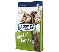 Happy Cat Supreme Adult, Weide-Lamm, Trockenfutter