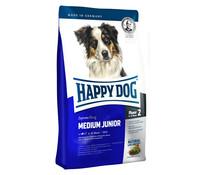 Happy Dog Medium Junior Fit & Well, Trockenfutter