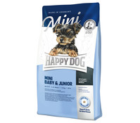 Happy Dog Supreme Mini Baby & Junior, Trockenfutter