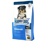 Happy Dog Supreme Young Medium Baby, Trockenfutter