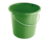 Haushaltseimer, grün, 10 l