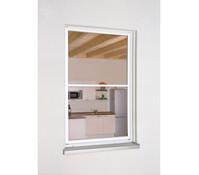 Hecht Fliegengitter Fensterbausatz Master XL, 130x220 cm