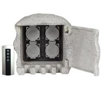HEITRONIC® Energieverteiler Piedra, 4-fach