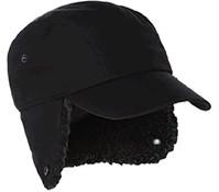 Herren-Kappe, schwarz