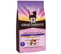 Hills Ideal Balance Feline Mature+7 Adult, Trockenfutter, 300g