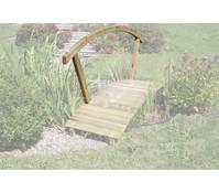 Holz-Handlauf für Brücke 905547, 180 cm lang
