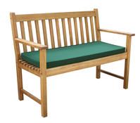 Holzbank Mykonos, 2-Sitzer
