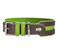 HUNTER Hundehalsband Basic Marbella Stripes