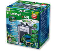 JBL CristalProfi e401 greenline grau, Außenfilter