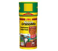 JBL NovoGranoMix Click Fischfutter, 250 ml