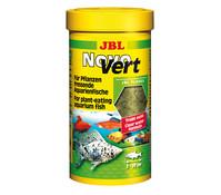 JBL NovoVert Spirulinaflocken Fischfutter