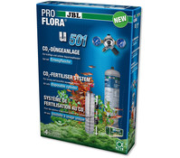 JBL ProFlora u501 CO2-Set Einweg