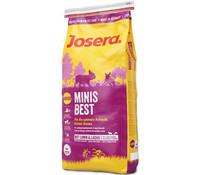 Josera MinisBest Junior mit Lamm & Lachs, Trockenfutter