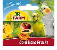 JR Farm Birds Corn Rolls Frucht mit Halter, 3 Stück