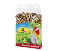 JR Farm Birds Keimfutter für Großsittiche, 1 kg