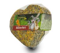 JR Farm Grainless Blüten-Herz, Nagersnack, 90 g