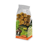 JR Farm Grainless Drops, Nagersnack, 140g