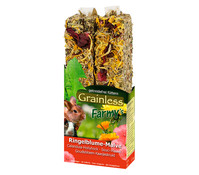 JR Farm Grainless Farmy's Ringelblume-Malve, 140 g